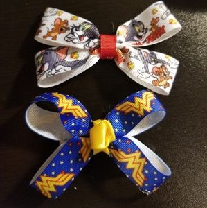 Other - Handmade hair bows